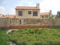 Property For Sale in Leeuwenhof Estate, Pretoria